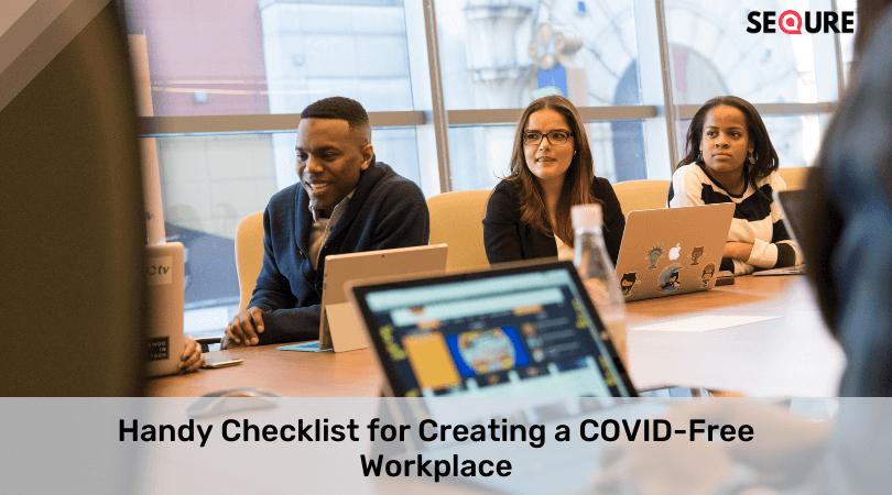 Checklist for Creating a COVID-Free Workplace