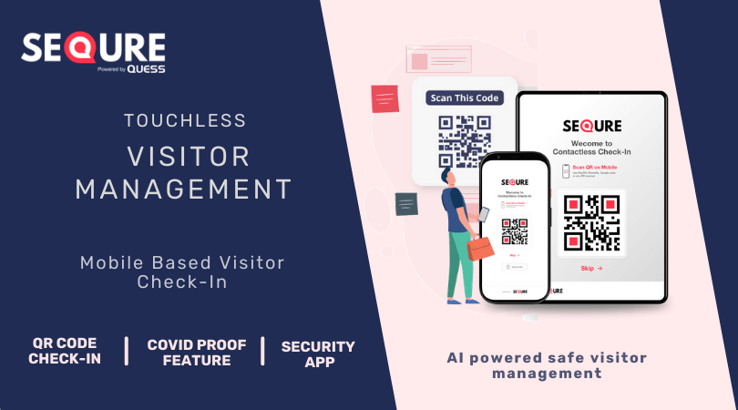 Top Touchless Visitor Management System