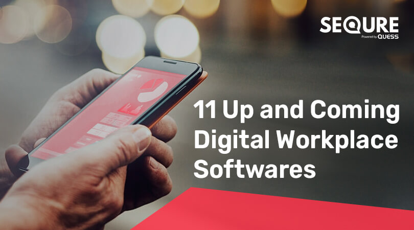 Up-and-Coming Digital Workplace Software